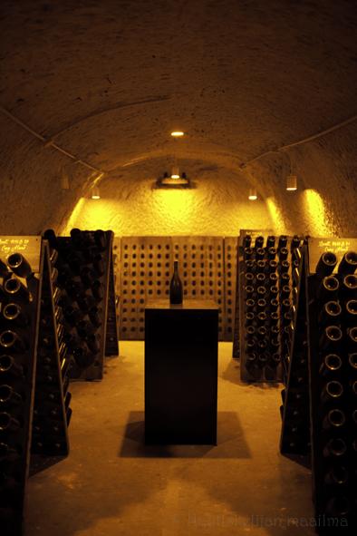 Veuve Clicquot, Ahvenanmaalta löytynyt pullo