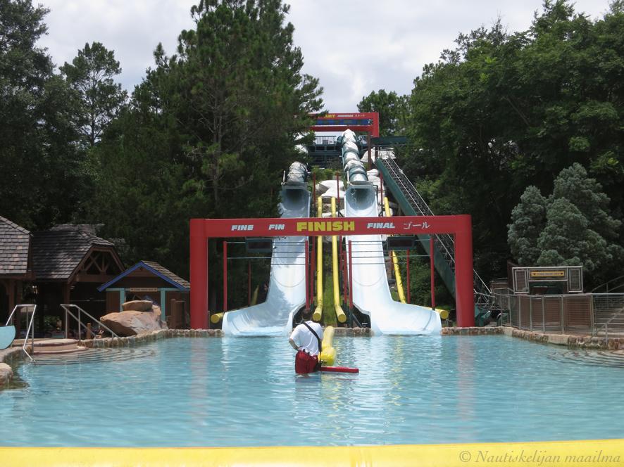 Disneyn vesipuisto Orlandossa