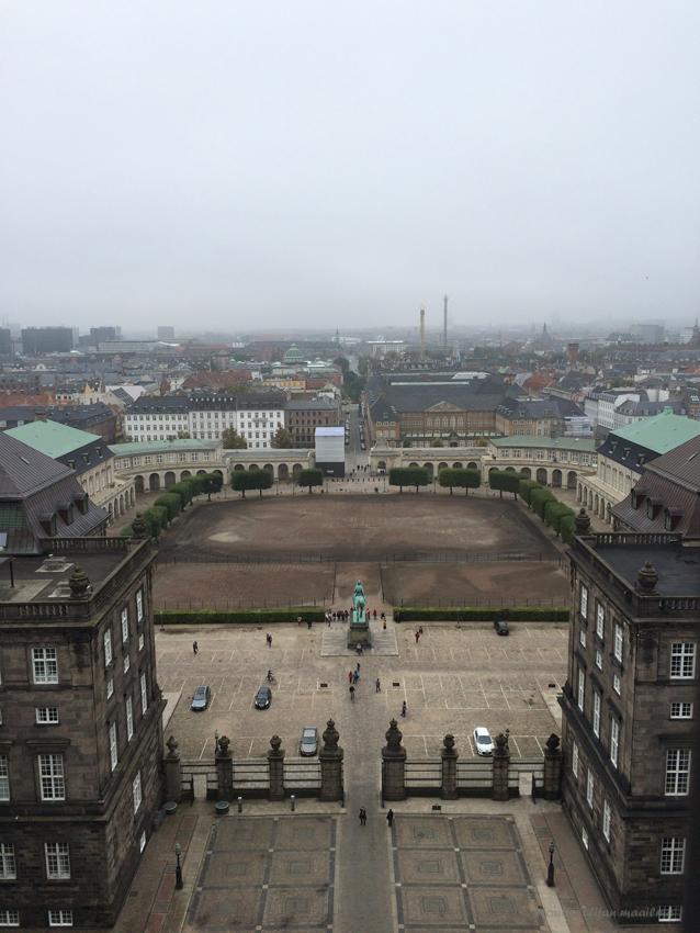 Christianborgin palatsi